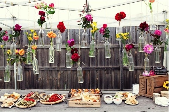 Garden Party Ideas | This is me... Christine Marie